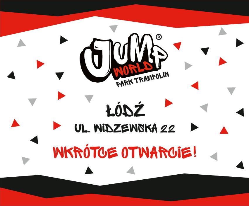 Wkrótce otwarcie Parku Trampolin JumpWorld w Łodzi
